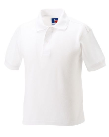 Kids Children's Polycotton Polo Shirts Casual School Uniforms School Wear Shirts